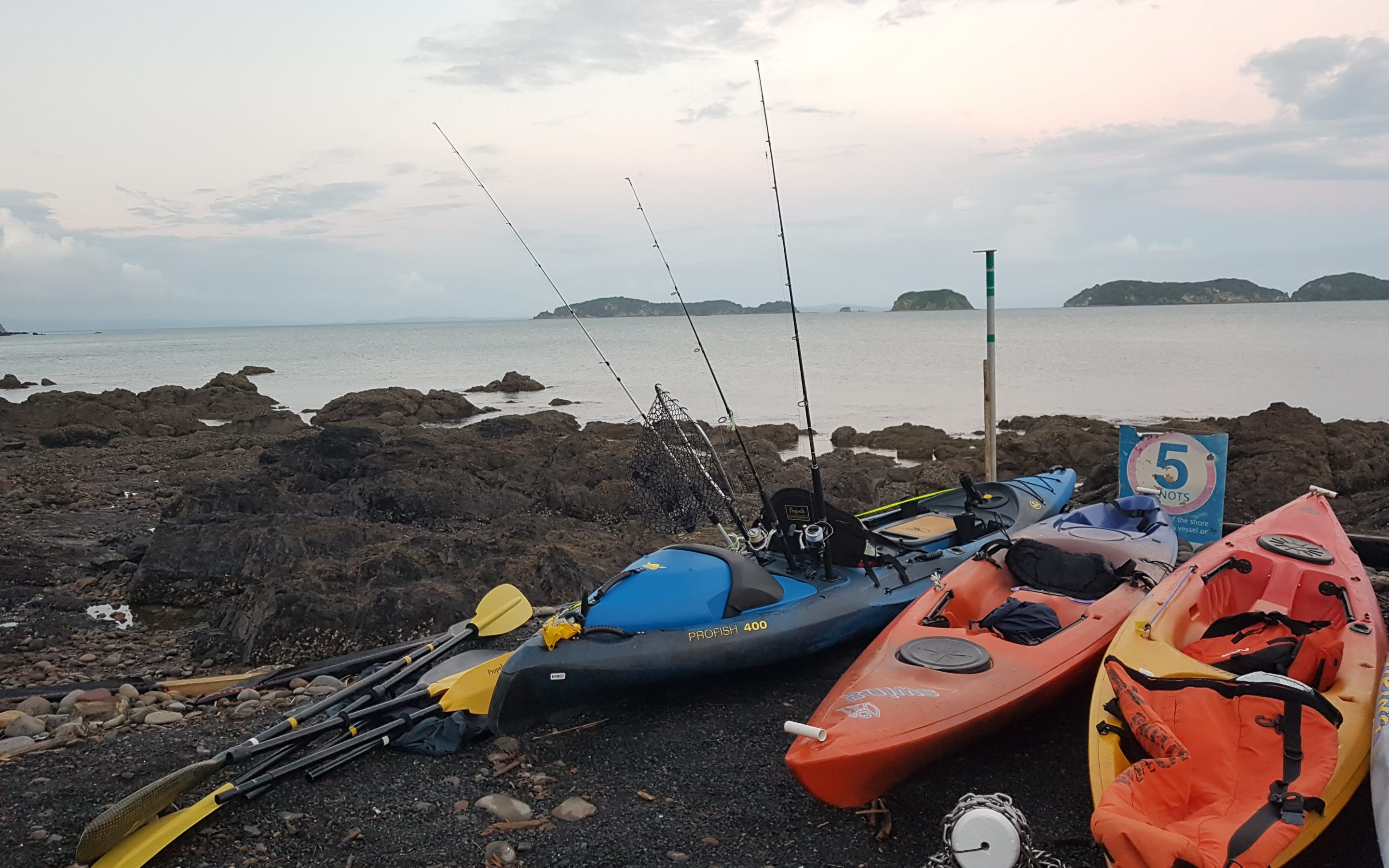 Amodeo Bay - March 2018
